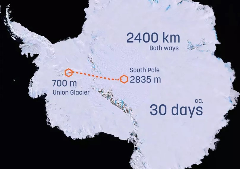 Внедорожник из пластиковых бутылок поедет покорять Антарктиду 2