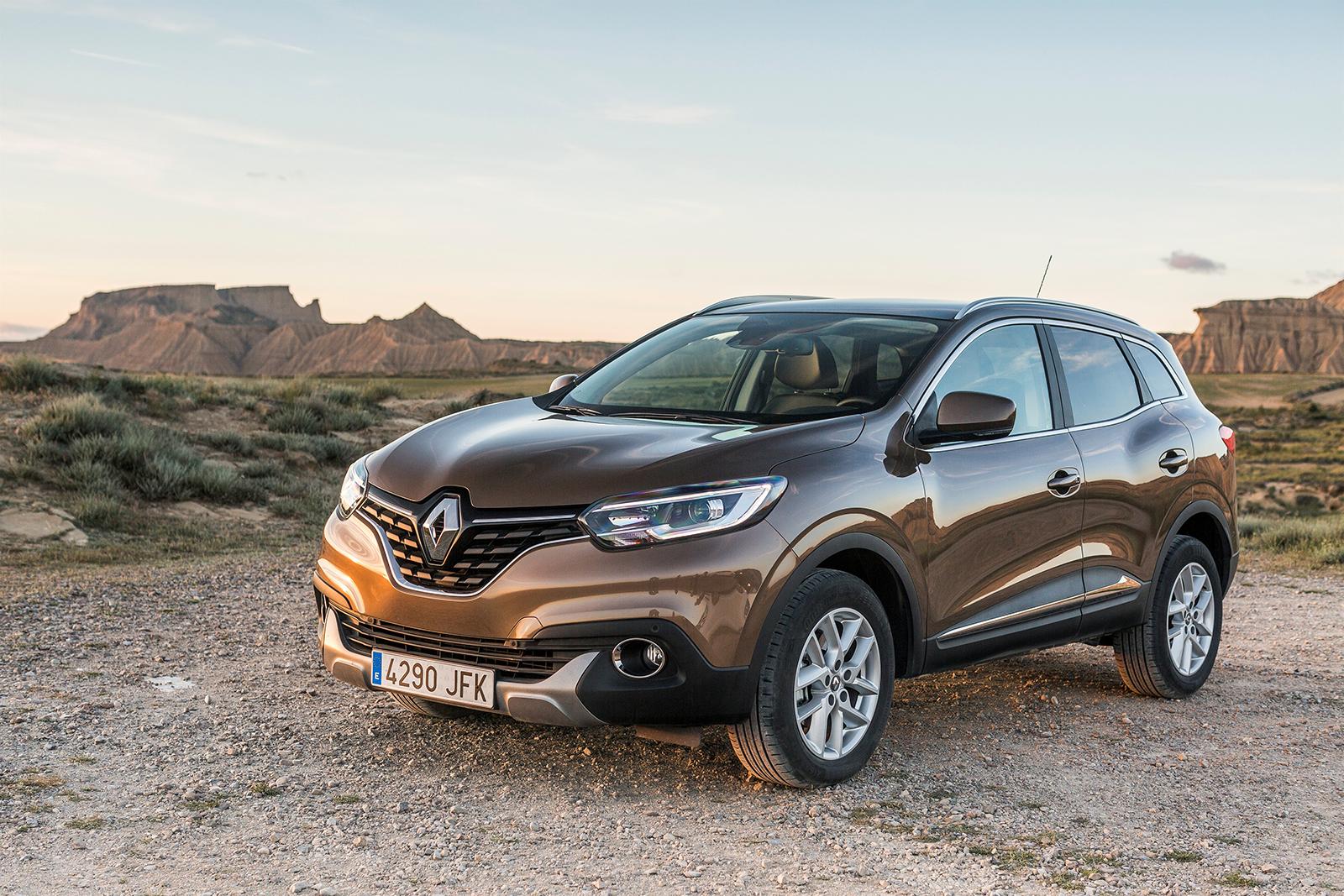 Renault выпустит электрический кроссовер 1