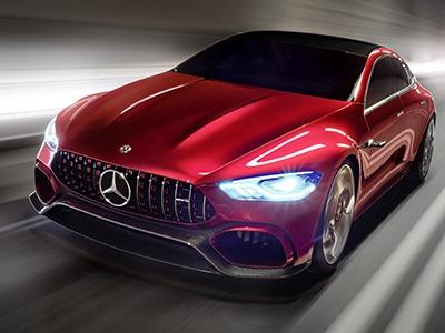 Новый Mercedes S-Class позволит отвлечься от дороги уже в 2020 году 1