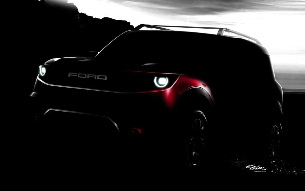 Свежая информация о новом Ford Bronco 4
