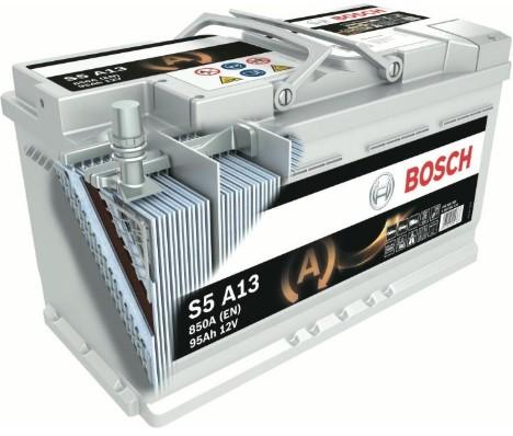 Аккумуляторы Bosch: надежность и качество, ставшее традицией 1