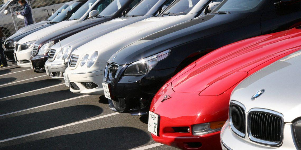 Импорт подержанных автомобилей в Украину в сентябре установил новый рекорд 1