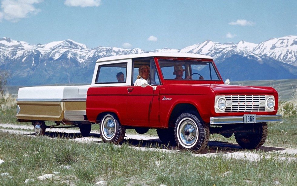 Свежая информация о новом Ford Bronco 2