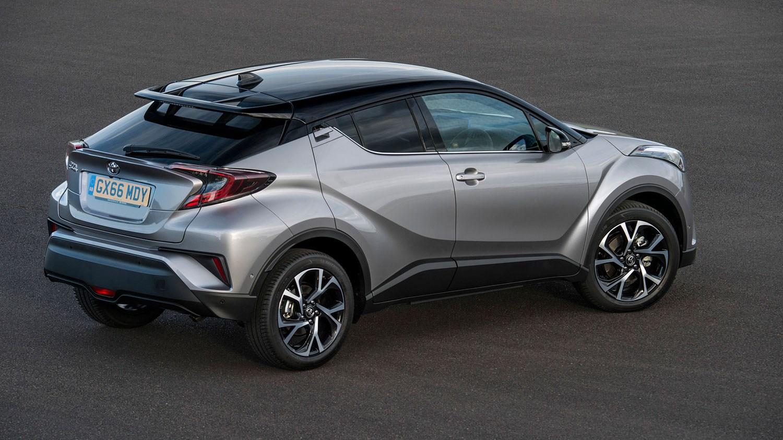 Toyota отзывает C-HR из-за отваливающихся колес 1