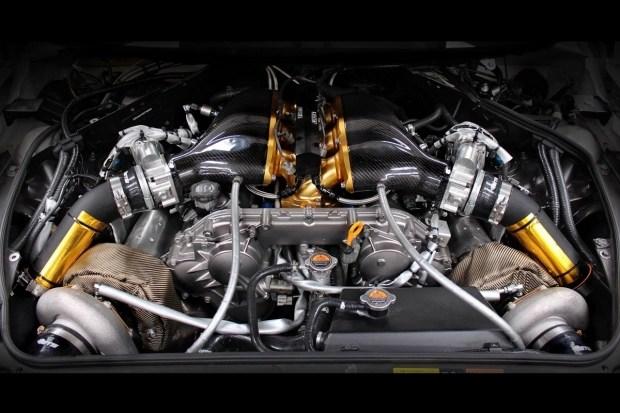 2000-сильный Nissan Qashqai-R стал самым быстрым кроссовером в мире 2