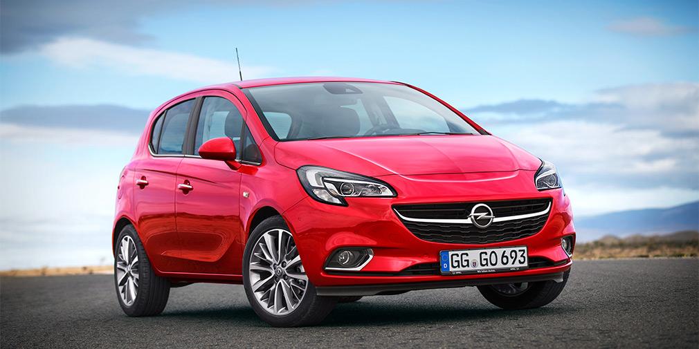 Opel анонсировал премьеру электрической Corsa 1