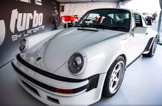 Porsche 911 получат двигатели от болида F1 2