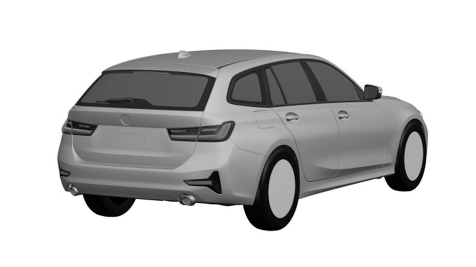 Рассекречен универсал на базе новой «трешки» BMW 2