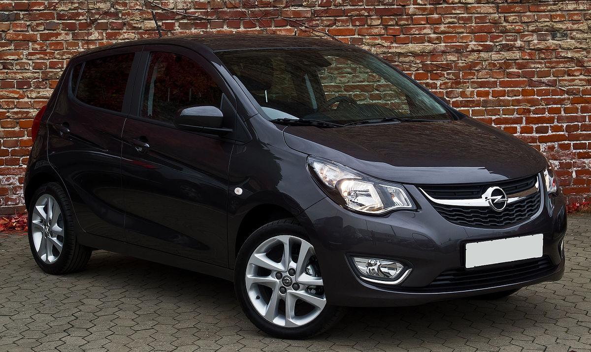 Opel избавляется от «лишних» моделей 1