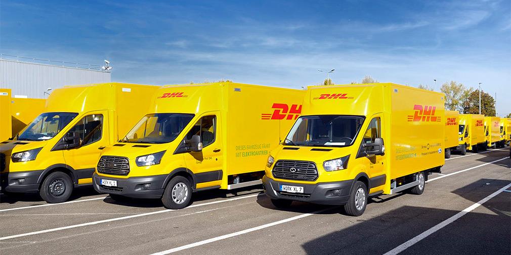 Ford запустил производство электрического почтового фургона 1