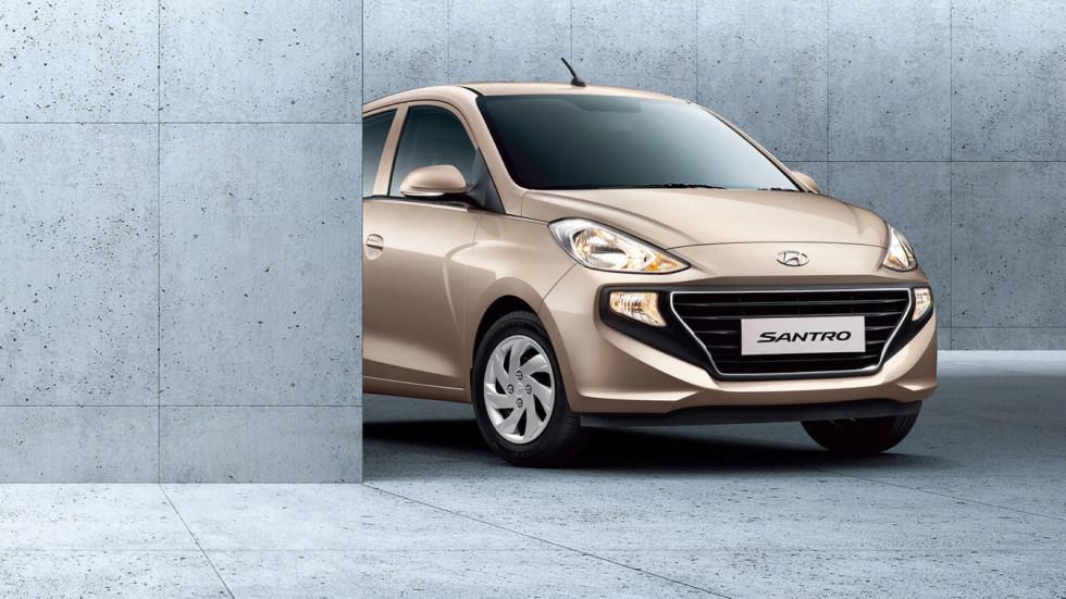 Hyundai богато оснастила свой новый «бюджетник» 1