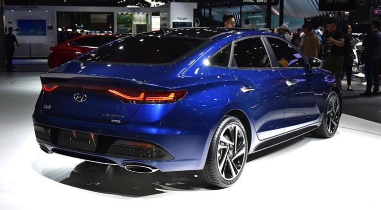Hyundai Lafesta отправился в серию 2