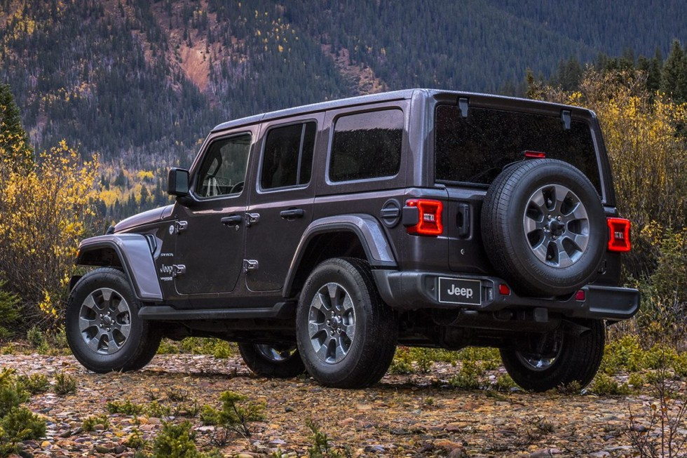 Новый Jeep Wrangler может развалиться на ходу 1