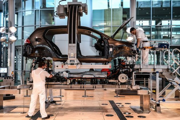 Производство автомобилей в Украине достигло очередного дна 1