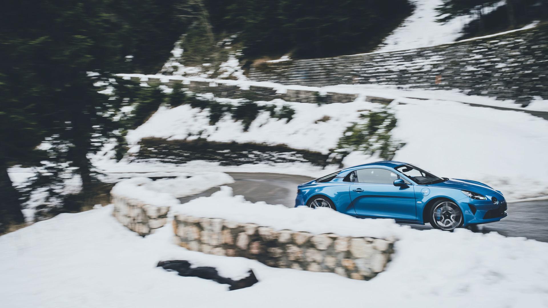 Alpine завершил выпуск нового A110 2