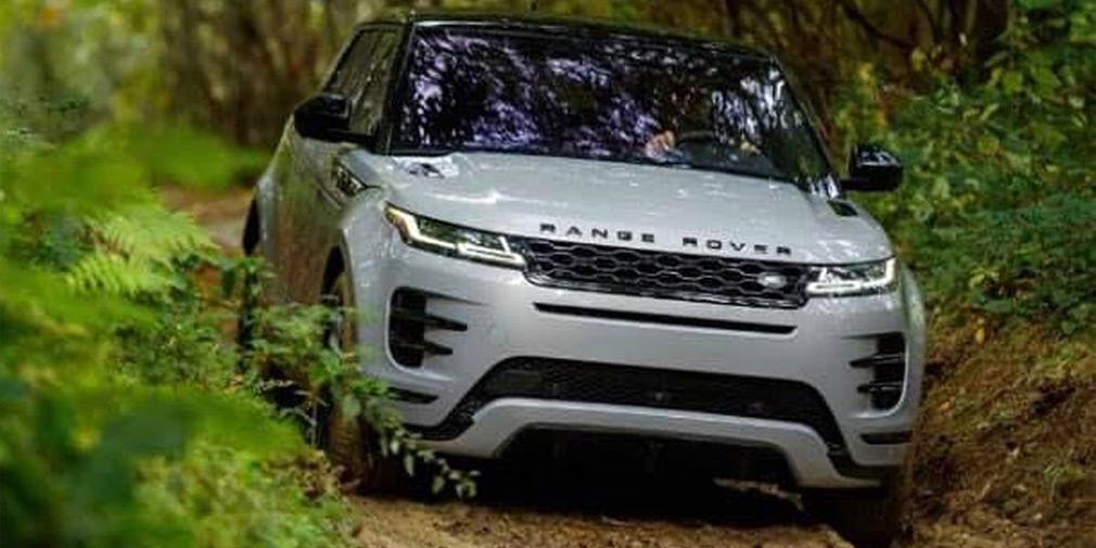 Дизайн нового Range Rover Evoque рассекретили до премьеры 1