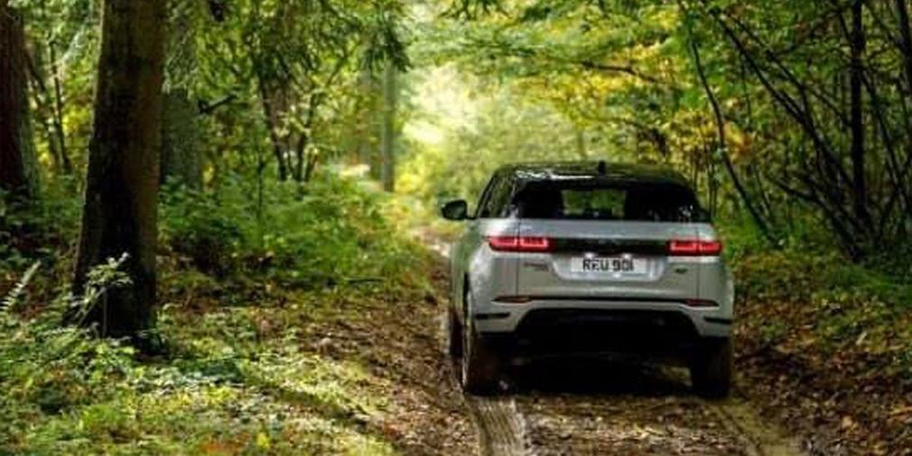 Дизайн нового Range Rover Evoque рассекретили до премьеры 2