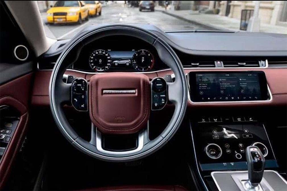 Дизайн нового Range Rover Evoque рассекретили до премьеры 3