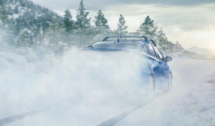 Toyota решила прокачать Prius полным приводом 1