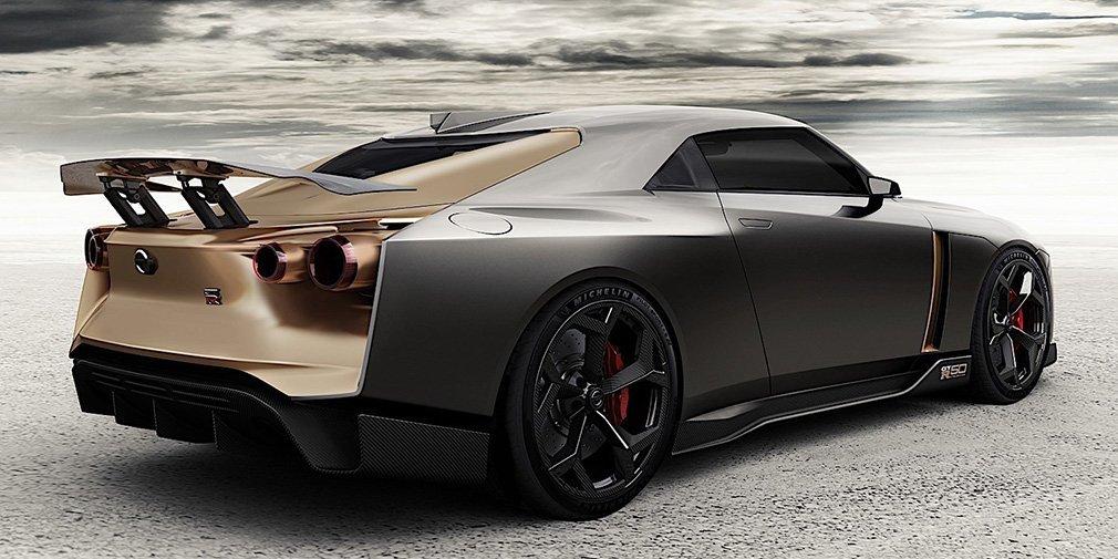 В линейке Nissan появилась модель за 1 миллион евро 1