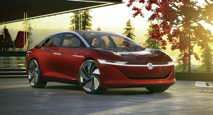 Volkswagen заявляет, что построит 15 миллионов электромобилей 1