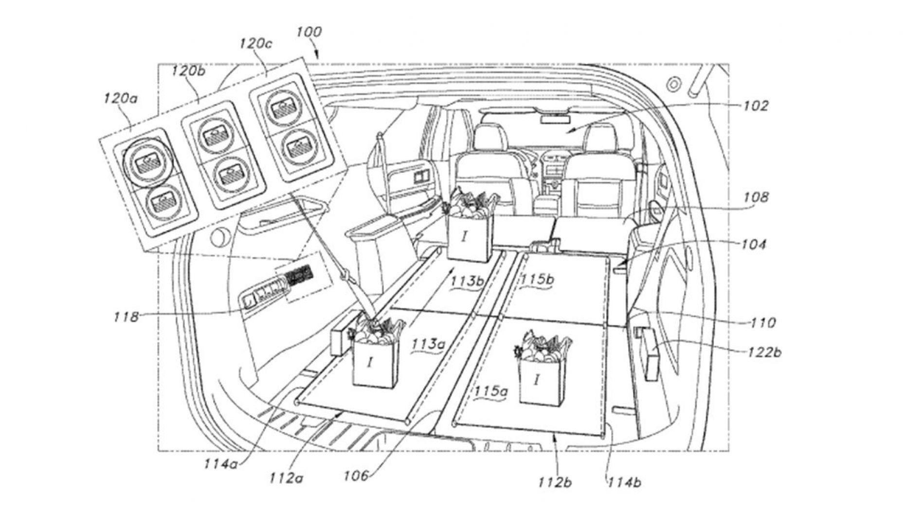 В Ford нашли решение насущной проблемы больших внедорожников 1
