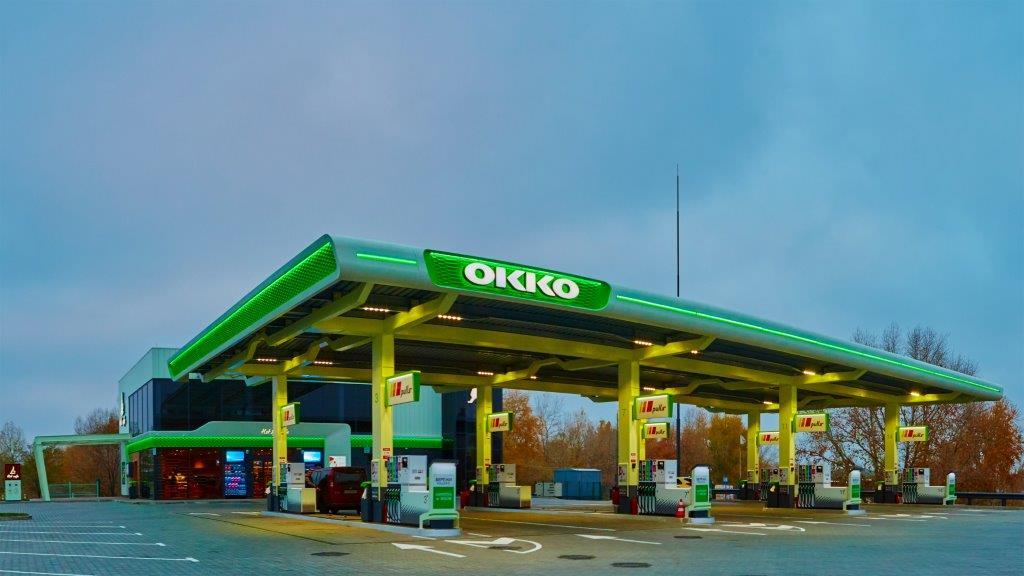 Сеть ОККО установит зарядки для электрокаров на более чем 300 АЗК 1