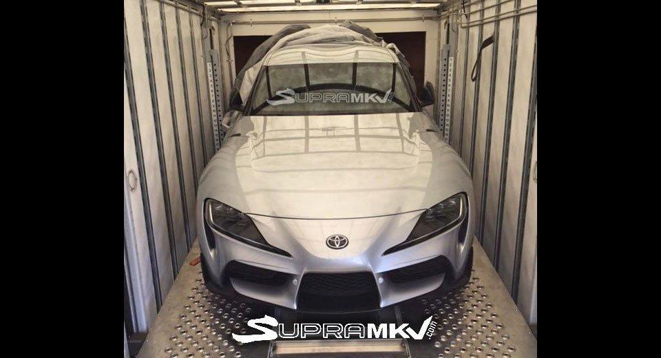 Toyota определилась с судьбой первого экземпляра Supra 1