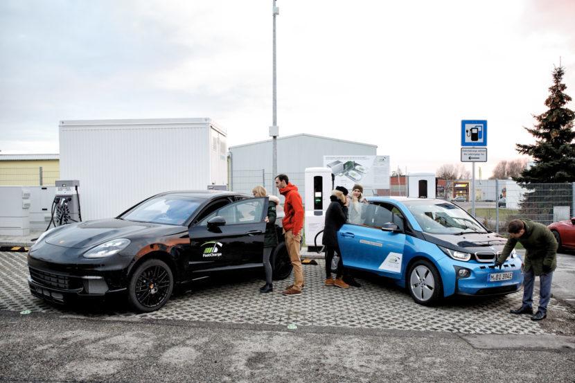 BMW и Porsche придумали, как обставить Tesla 1