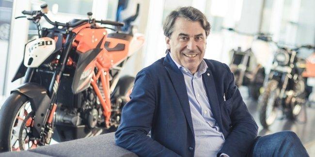 Директор КТМ хочет купить Ducati 1