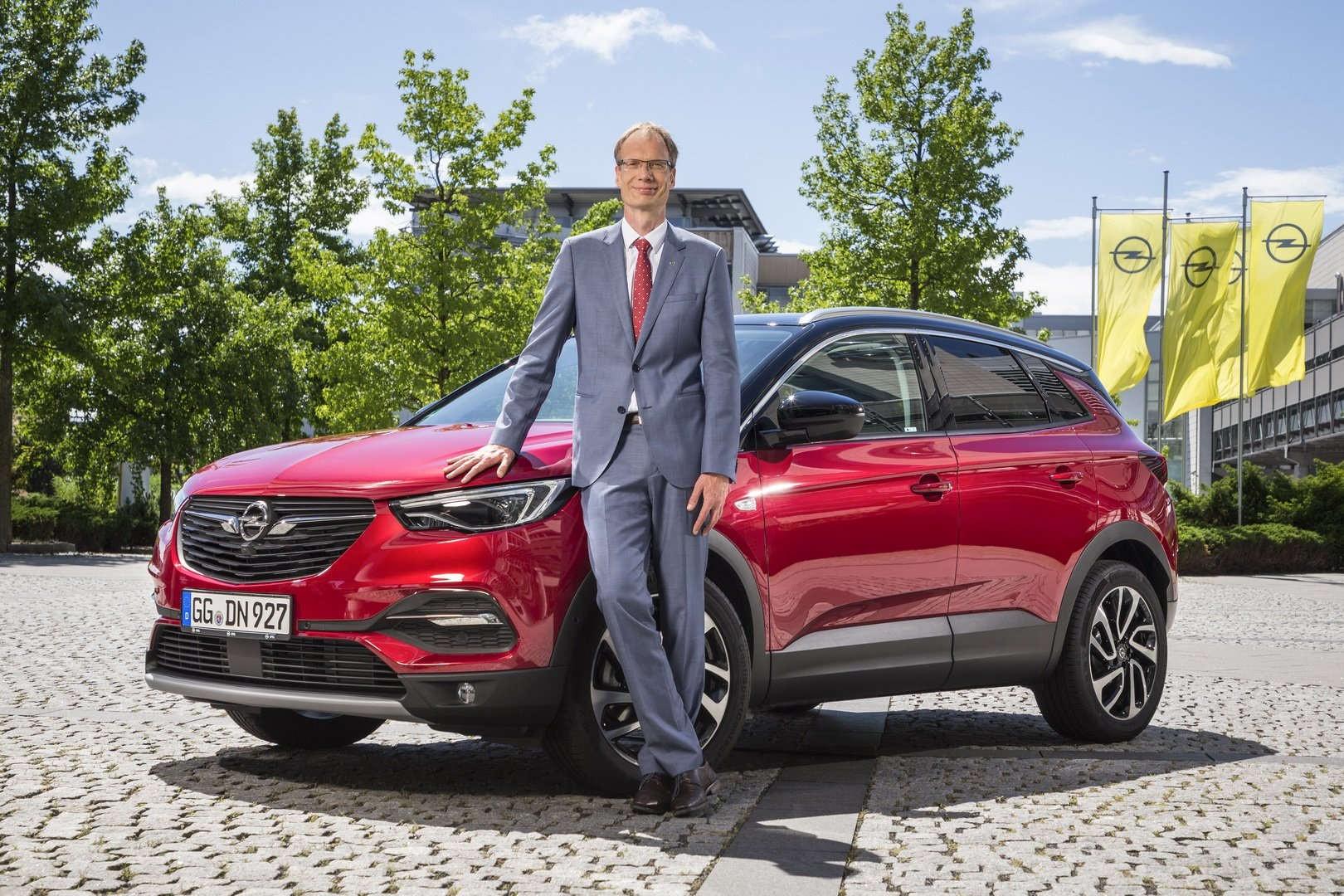 Opel готовится отметить свое 120-летие новыми моделями 1