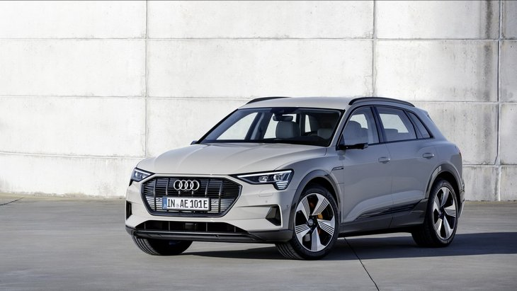 Audi готовит «младшего брата» для электрического кроссовера e-tron 1