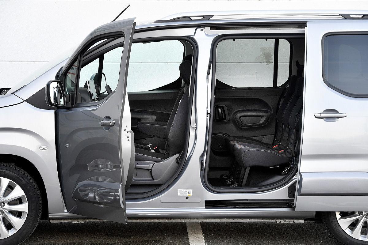 «Подойдет не каждому»: тест-драйв Opel Combo Life 2