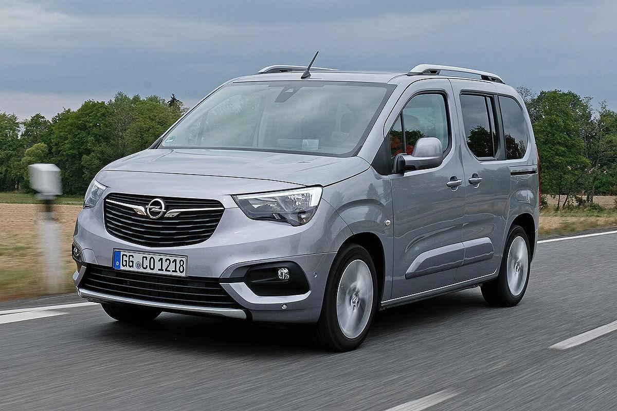 «Подойдет не каждому»: тест-драйв Opel Combo Life 1