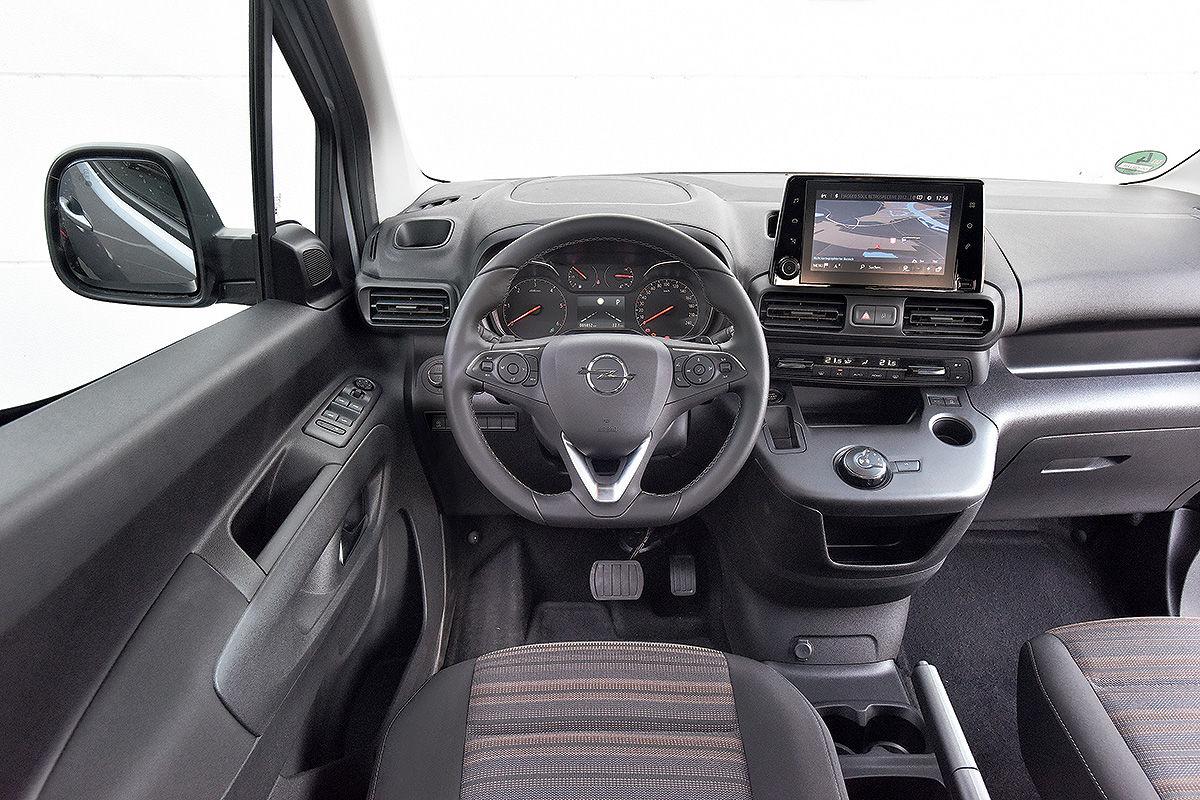 «Подойдет не каждому»: тест-драйв Opel Combo Life 4