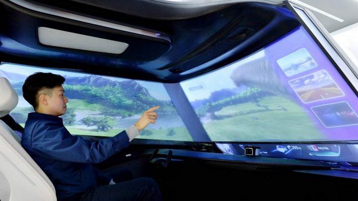 Hyundai представит революционную автомобильную технологию будущего 1