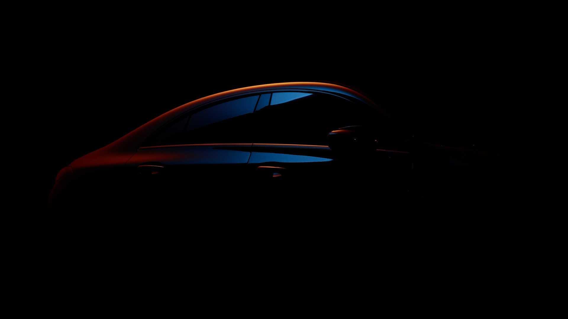 Mercedes-Benz показал тизер нового CLA 1