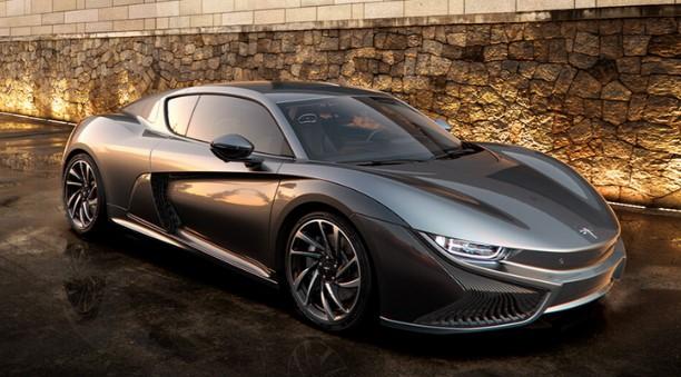 Китайская компания планирует выпускать люксовые электромобили в США 1