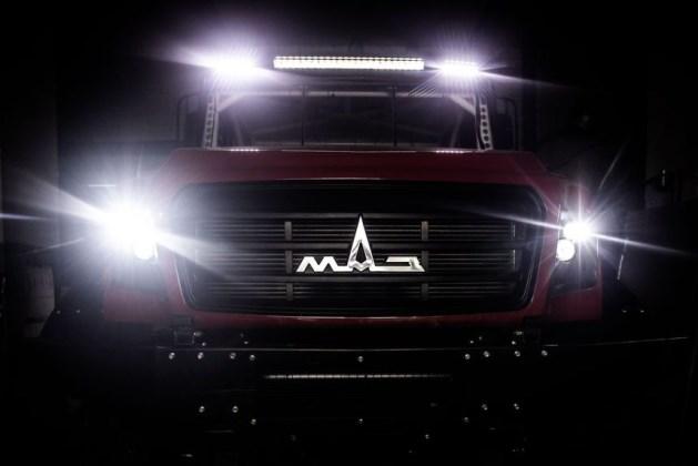 «МАЗ» покажет самый красивый грузовик в истории 1