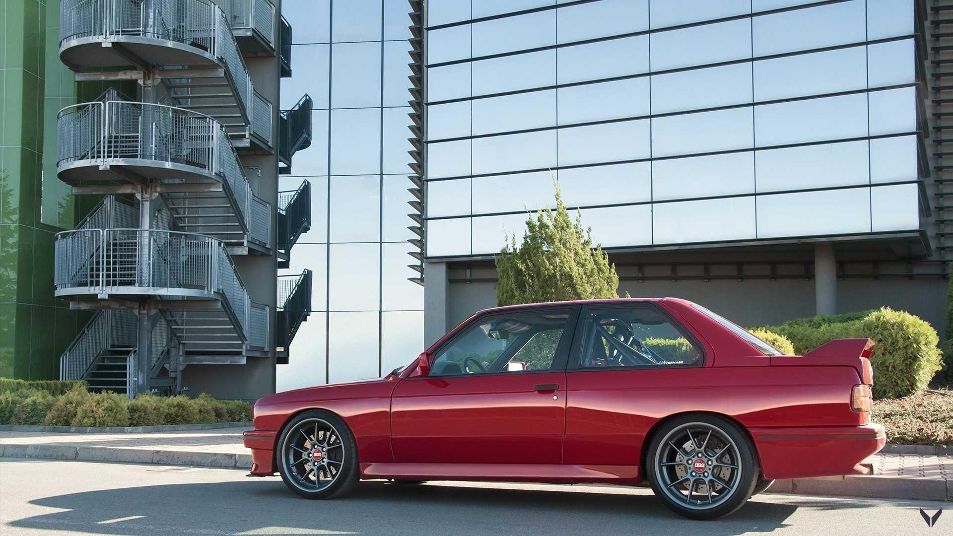 Тюнеры сотворили из BMW M3 конфетку — в разделе «Звук и тюнинг» на сайте AvtoBlog.ua