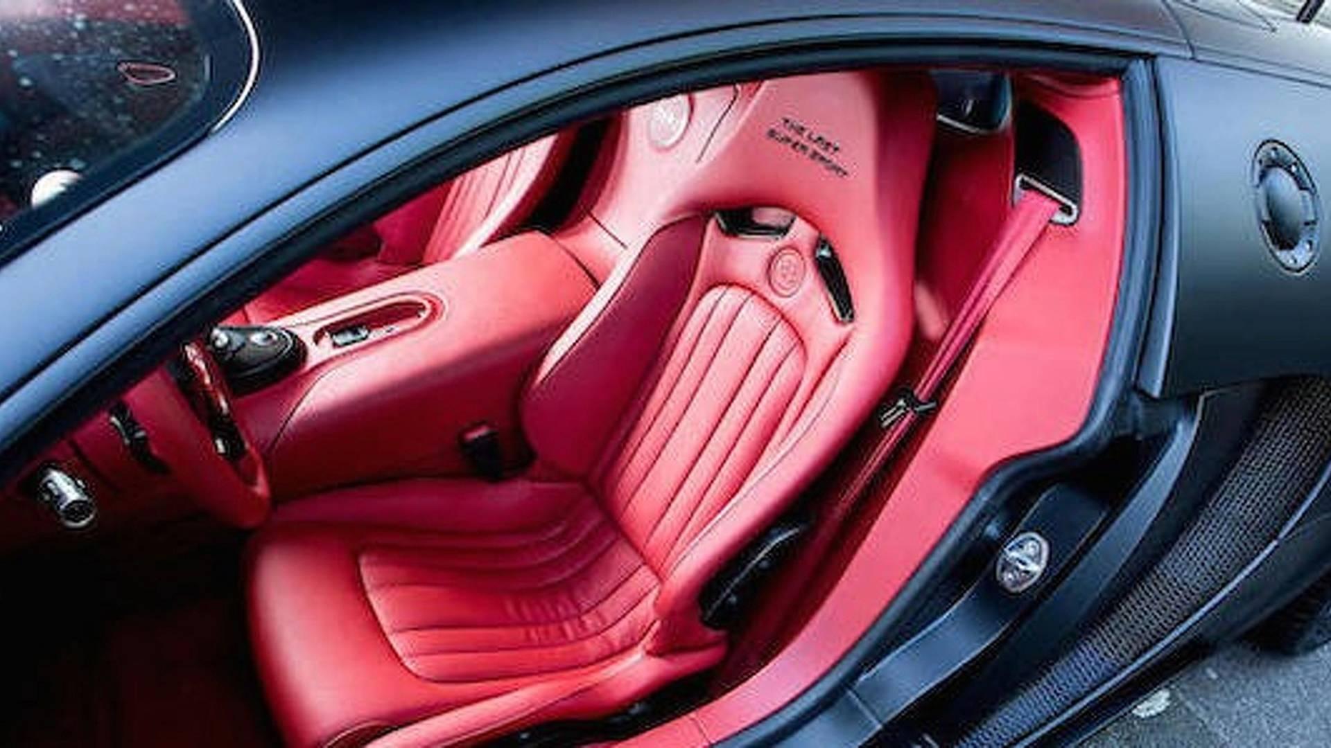 Новый топливный бак для Bugatti Veyron стоит как новая Audi S3 3