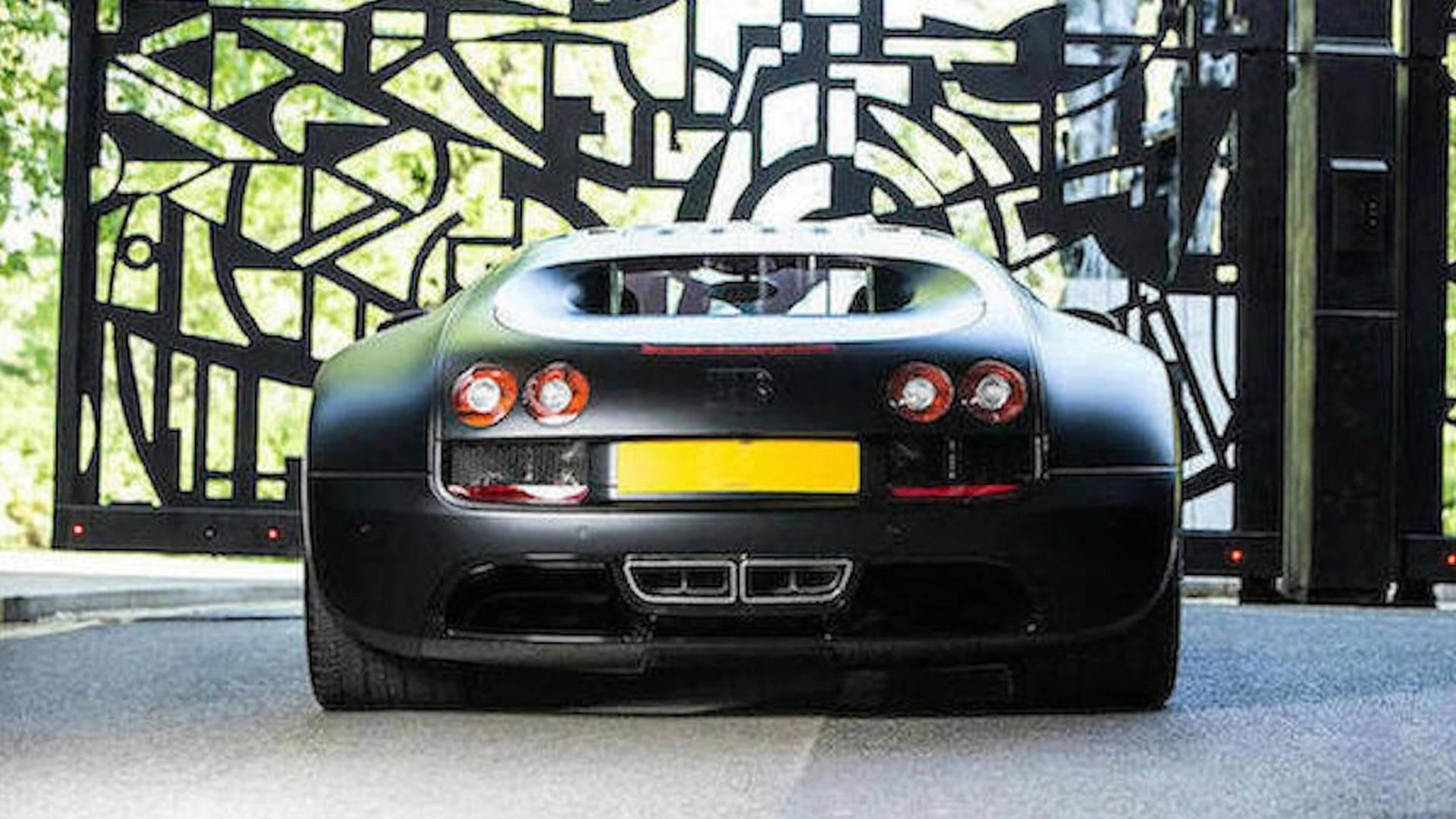 Новый топливный бак для Bugatti Veyron стоит как новая Audi S3 2