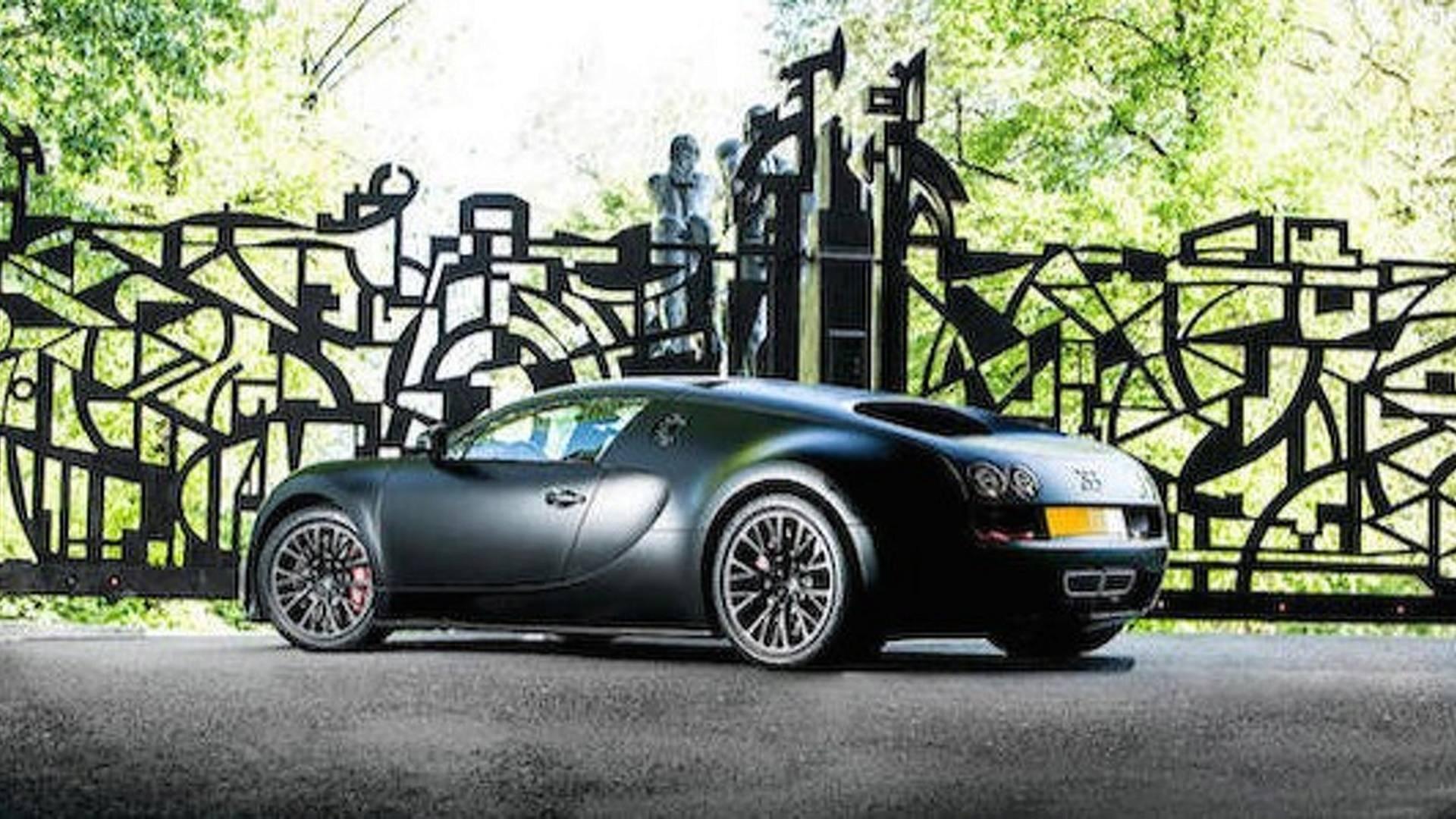 Новый топливный бак для Bugatti Veyron стоит как новая Audi S3 1