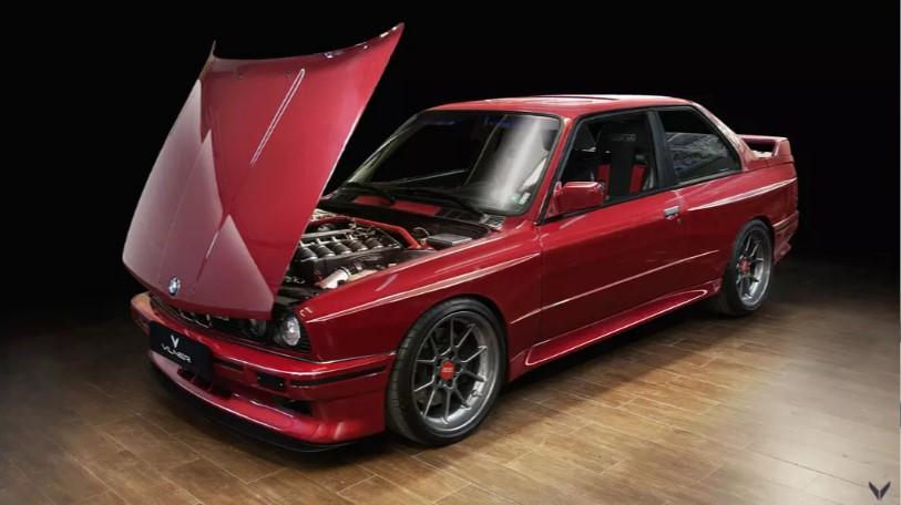 Болгарское ателье построило BMW M3 с салоном в стиле Golf GTI 2