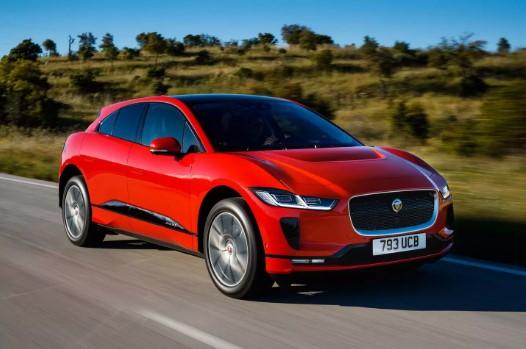 Jaguar I-Pace шокировал экспертов по безопасности 1