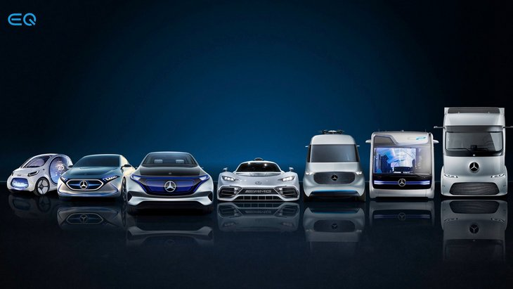 Daimler закупит электрических батарей на 20 миллиардов евро 1