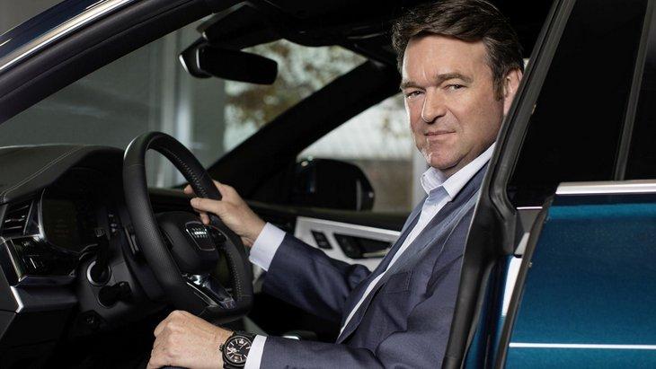 Audi назначила нового генерального директора 1
