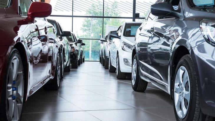 Автомобильный рынок Европы продолжил падение 1