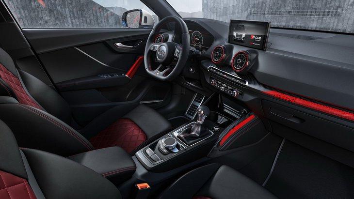 Audi начала европейские продажи 300-сильного кроссовера SQ2 2