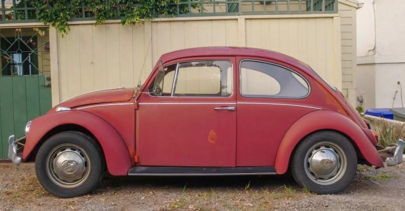 VW бесплатно отреставрировал Beetle с пробегом 560 тысяч километров 1